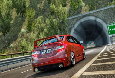 Honda Civic FB7 V1R4 1.34