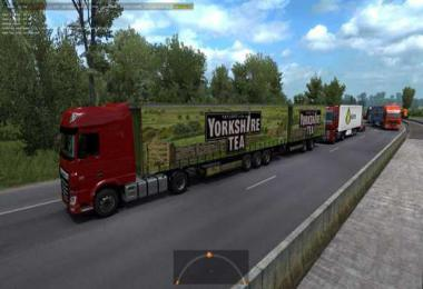 Double trailers in traffic 1.34.x