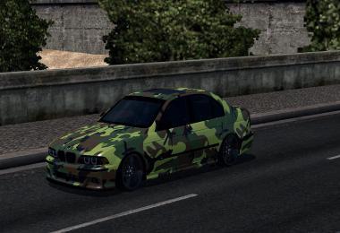 BMW M5 E39 Fix 1.34.x