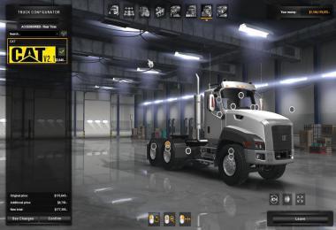 CAT CT600 XL ATS 1.34.x