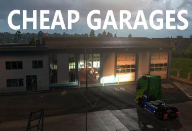 Cheaper Garages 1.34.x