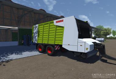 Claas Cargos 9400 v0.4.0.6