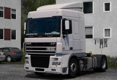 DAF XF 95 Fix v1.0 1.34