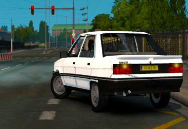 Fix For Renault Broadway 1.34