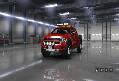 FORD F-150 RAPTOR (ATS) 30.04.2019 1.34.x
