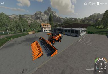 FS19 Eagle355th CR1090 Pack v1.0