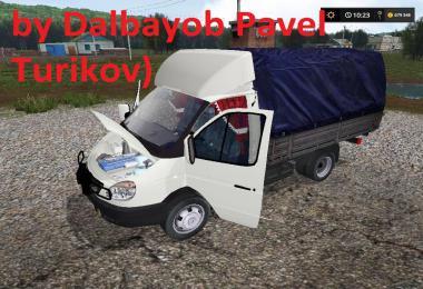 GAZ 3302 v2.5