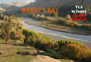HAWKE'S BAY NZ with 12 added fruits v1.2