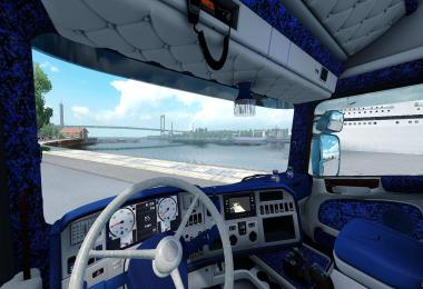 Holland Danish Interior for Scania RJL 1.34