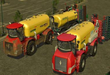 Holmer Terra Variant 600 ECO Pack v1.0