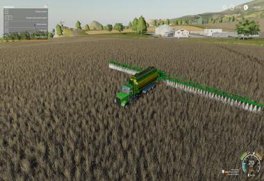 John Deere 4045 Hooklift Sprayer v1.1.0.0