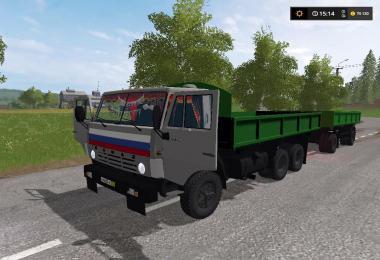 Kamaz 55102 v0.1