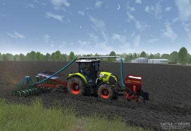 Kverneland implements v0.5.0.6.1
