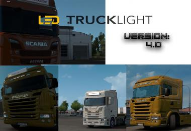 LED Trucklight v4.0