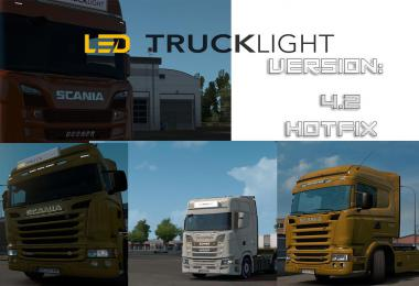 LED Trucklight Hotfix v4.2