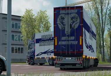 Malmbergs Akeri Pack for RJL Scania w/ Kast's Ekeri addon 1.34.x