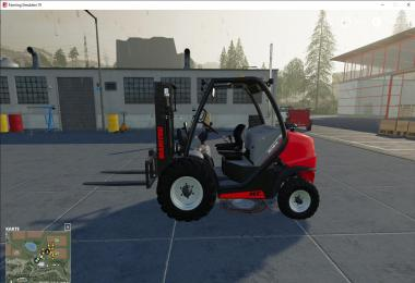 Manitou MC18 Container Edition v1.1.0.0