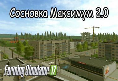 Map Sosnovka Maximum v2.0