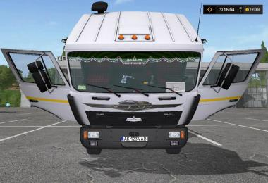 Maz 6303 AND TRAILER v1.3.0.01