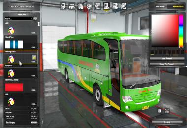 Mercedes Benz Travego v2.0