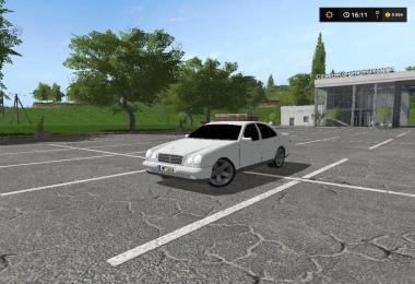 Mercedes-Benz W210 v1.0