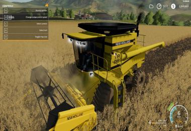 New Holland tr98 beta