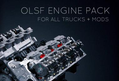 OLSF Engine Pack 43 for All trucks