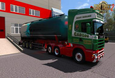 Owned Silo Trailer Feldbinder 1.34
