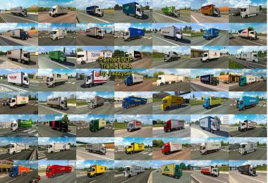 Painted BDF Traffic Pack by Jazzycat v5.3