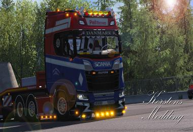 PWT Thermo skin for Scania NG 1.34.x