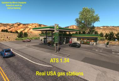 REAL USA GAS STATIONS 1.34