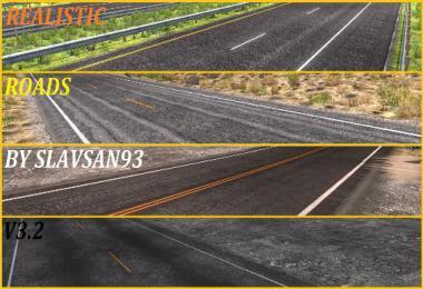 Realistic Roads v3.2