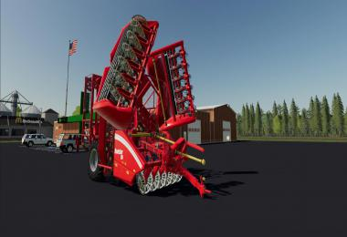 ROOSTER 18 ROW SUGAR BEET HARVESTER v1.0