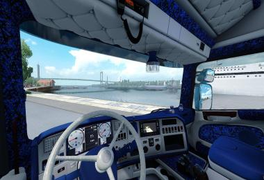 Scania RJL Custom Danish Interior 1.34.x