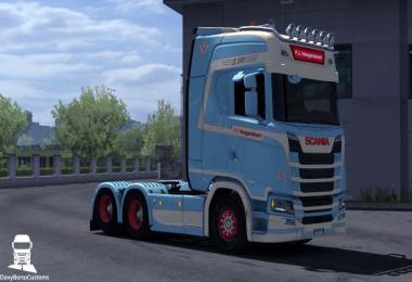 Scania S J.P. Hoogendoorn 1.34.x