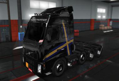 Skin Volvo Fh 12 By South Gamer Rodonitcho Mods 1.34.x