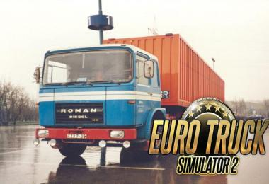 Sound addon for Roman Diesel by MADSter ETS2 1.34