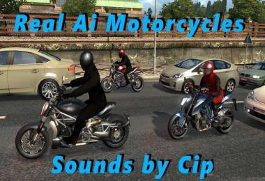 Sounds for Motorcycle Traffic Pack v2.8