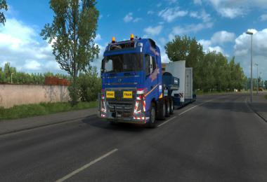 Volvo FH16 + TANDEM 1.34.x