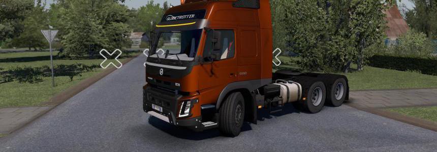 Volvo FMX Euro 6 fix v1.1 1.35