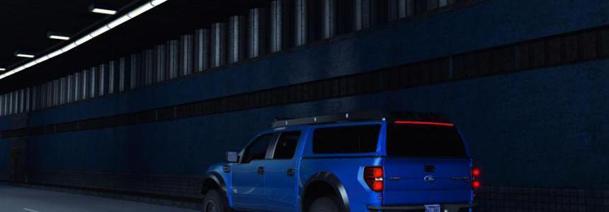 Ford F-150 Raptor Fix and Addon 1.35