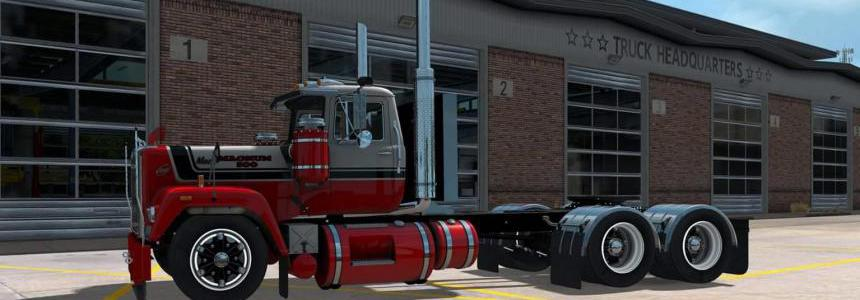 Mack superliner 1.34.x