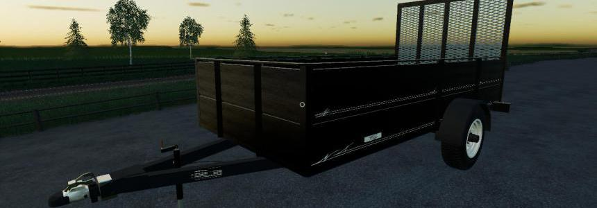 1999 Neal Manufacturing Utility trailer v1.0.0.0