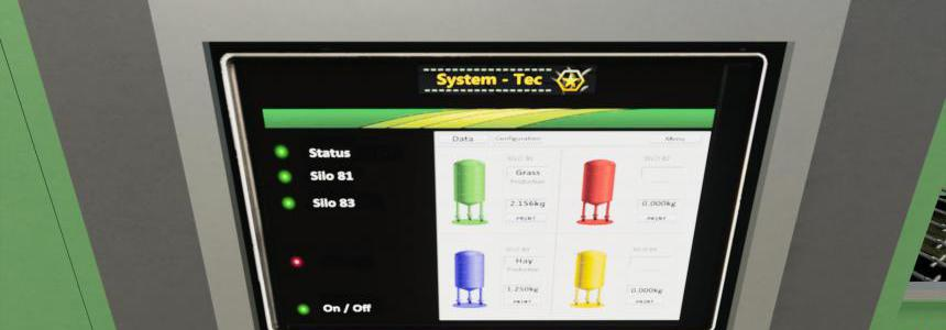 SYSTEM-TEC Grass Dryer (English Version) v1.0