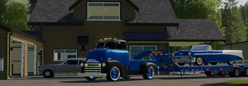 48 Chevy COE Pickup v1.0