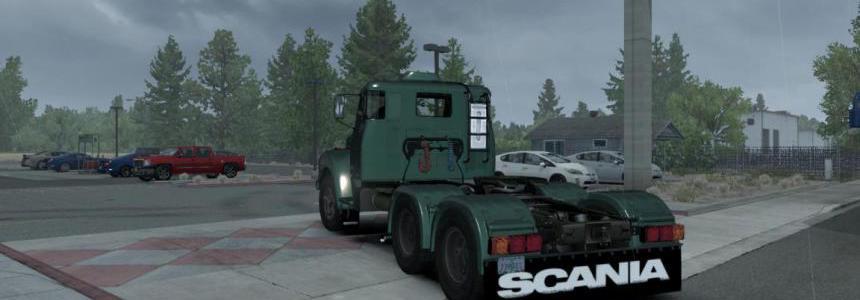 Scania LS 110 - 111 ATS 1.34.x