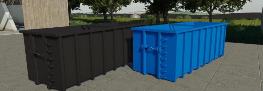Slurry Container v1.0.0.0