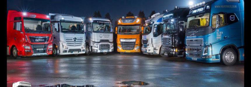ALEXD 1000 HP Engine All Trucks 1.35.x