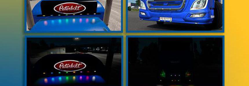 ATS Boreman LED Marker Lights Pack v1.7 1.35.x