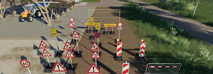 Barrier pack placeable v1.0.0.0